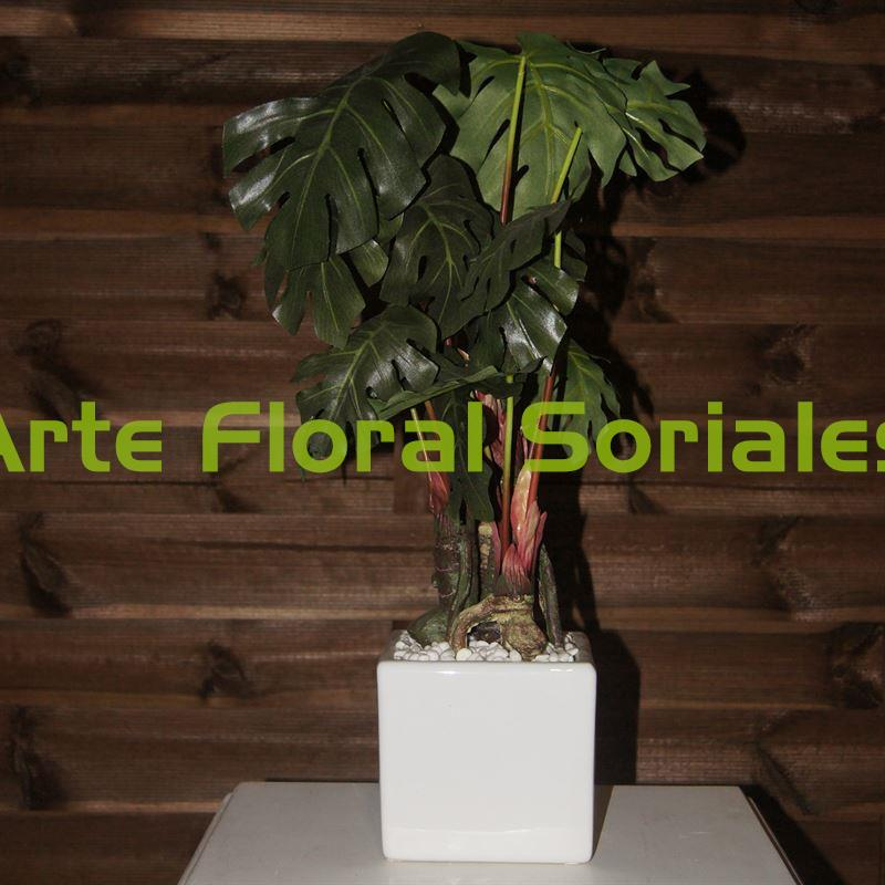 Planta Philodendrom artificial - Imagen 1
