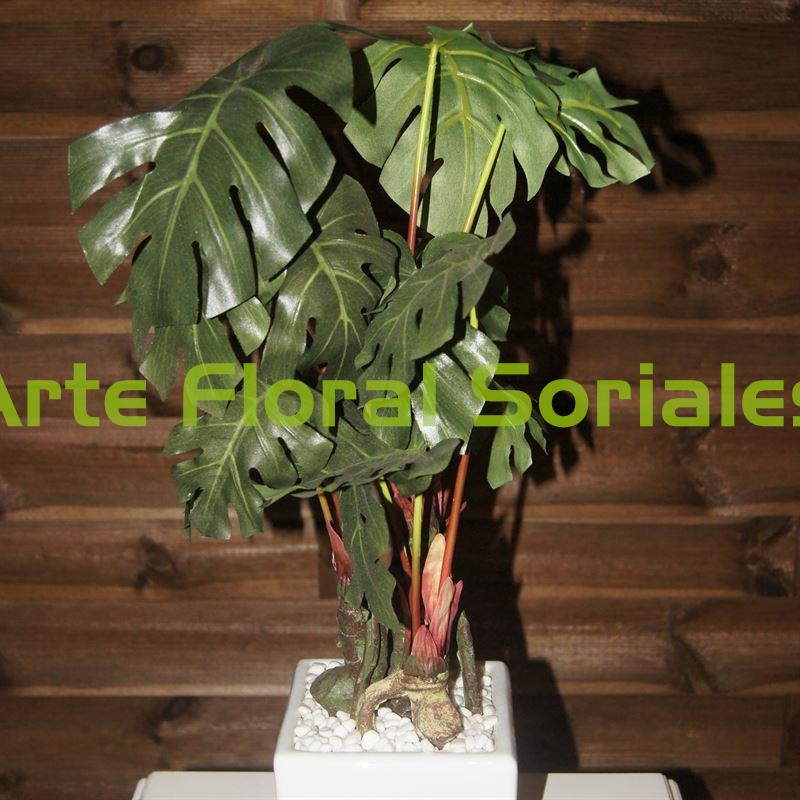 Planta Philodendrom artificial - Imagen 2